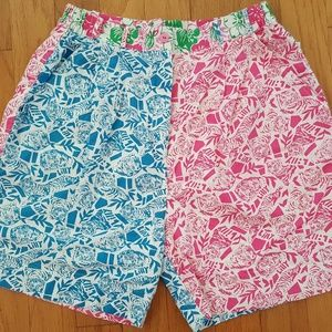 Lilly Pulitzter Bermuda shorts Size 14